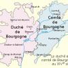 Duché et Comté de Bourgogne(XIVe siècle)
