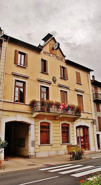 Aiguebelle (Savoie) L'Hôtel de Ville