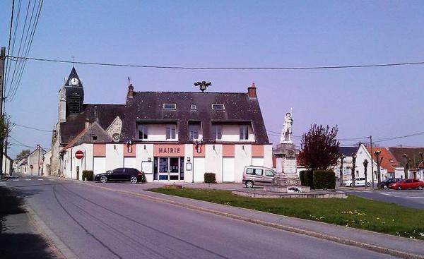 Athies-sous-Laon (Aisne) mairie