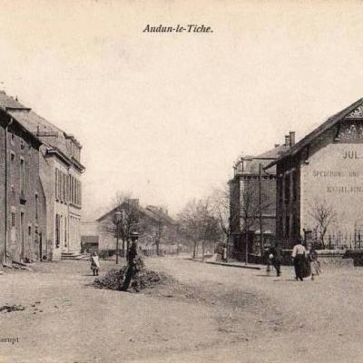 Audun-le-Tiche (57)