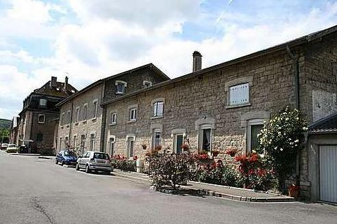 Audun-le-Tiche (Moselle) L'ancienne gare