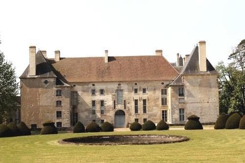 Aunay-en-Bazois (Nièvre) Le château