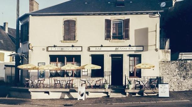 Aunay-en-Bazois (Nièvre) Le restaurant-bar