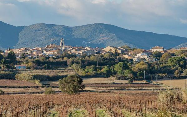 Autignac (Hérault) Vue générale