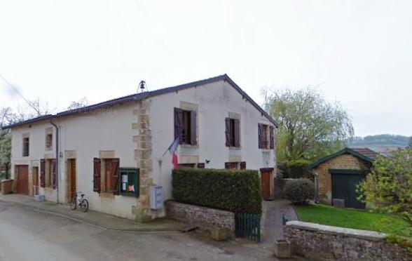 Autréville-Saint-Lambert (Meuse) La mairie