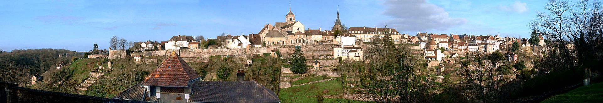 Avallon (89) Panorama
