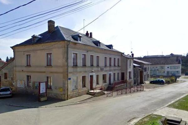 Baâlon (Meuse) La mairie