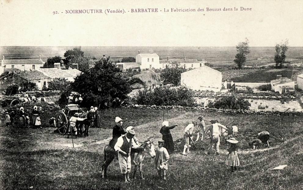 Barbâtre (Vendée) CPA
