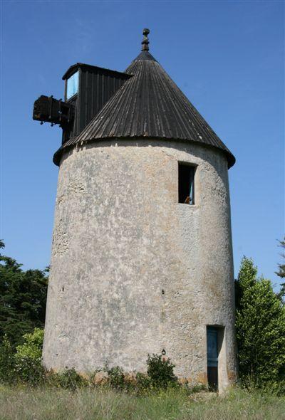 Barbâtre (Vendée) Moulin des Onchères