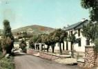 Barre (Tarn) CPA avenue de Camarès et les écoles