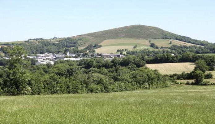 Barre (Tarn) Gos, panorama