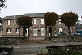 Barre (Tarn) Mairie-école