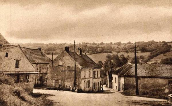Baulne-en-Brie (Aisne) CPA