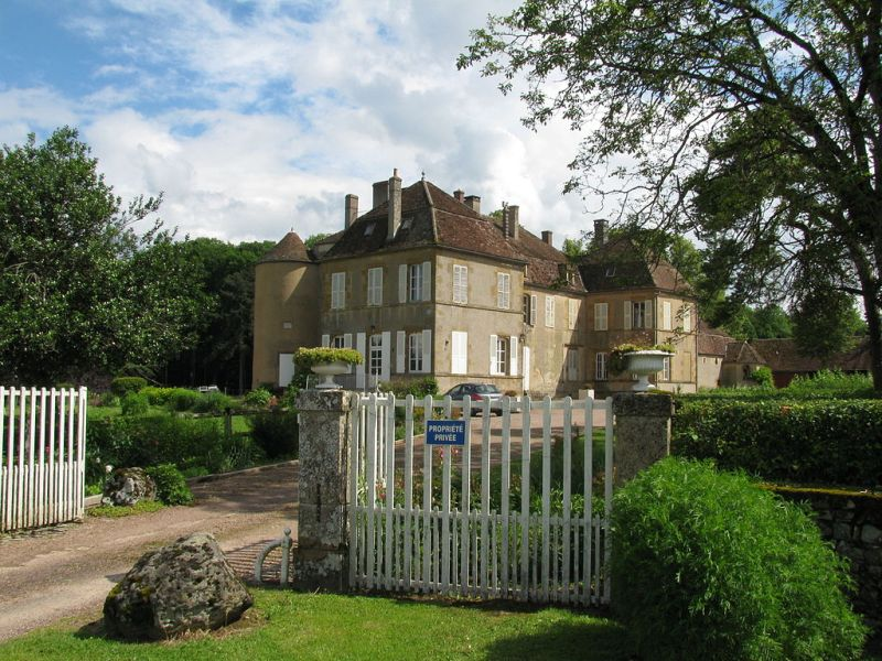 Bazoches (Nièvre) La Maison-forte de Vauban