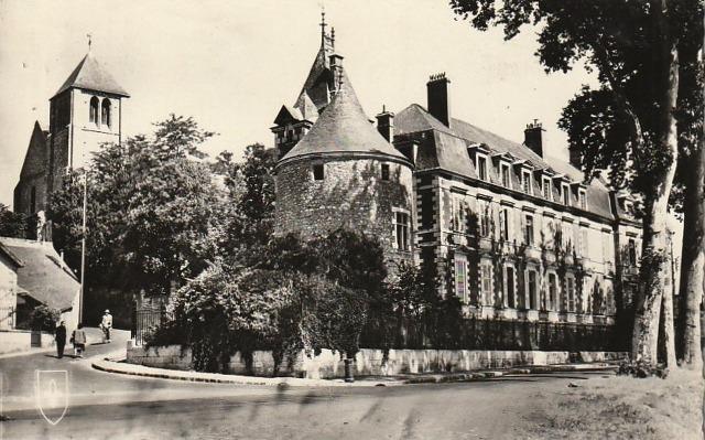 Beaugency (45) Abbaye CPA