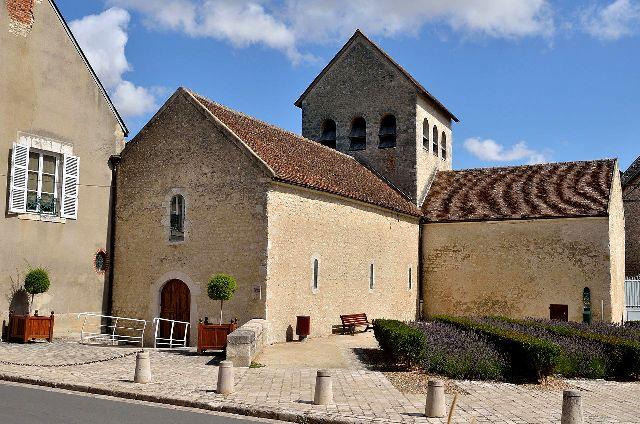 Beaugency (45) Eglise Saint-Etienne