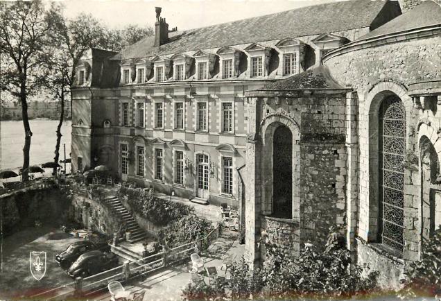 Beaugency (45) Hôtel de l'Abbaye CPA