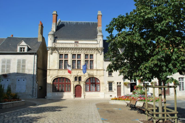 Beaugency (45) Hôtel de Ville