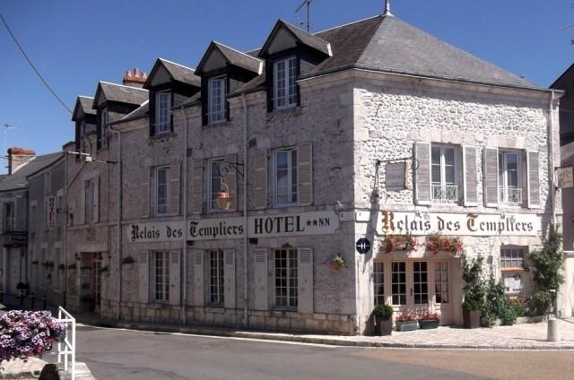 Beaugency (45) Hôtel des Templiers