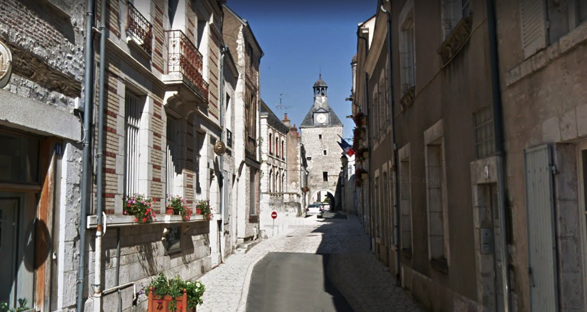 Beaugency (45) Rue du Change