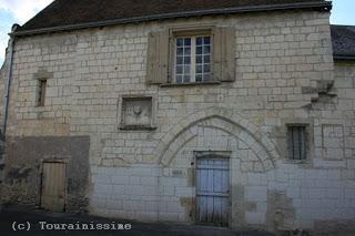 Beaulieu-lès-Loches (37) Maison d'Agnès Sorel