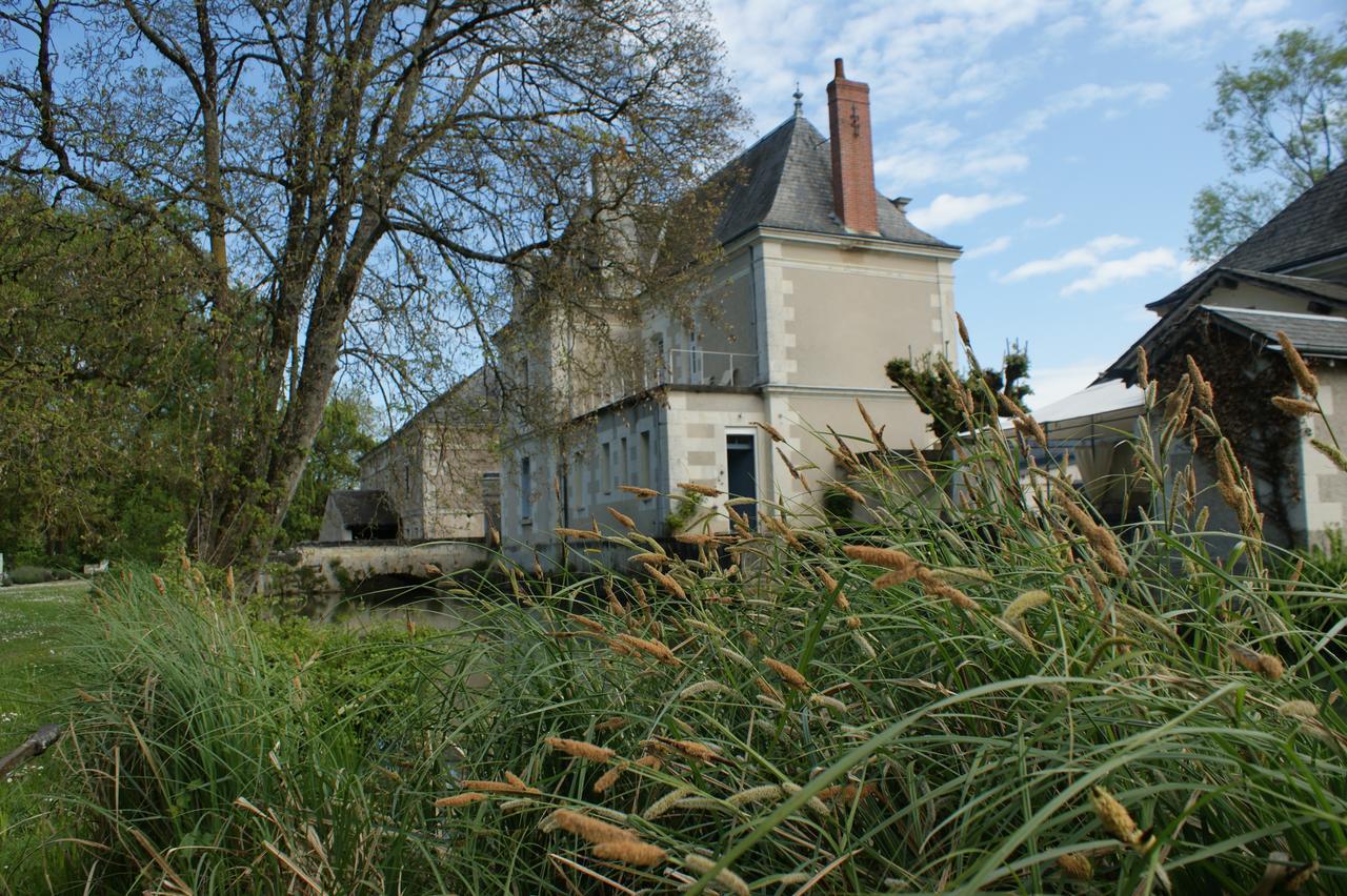 Beaulieu-lès-Loches (37) Moulin de l'aumônier