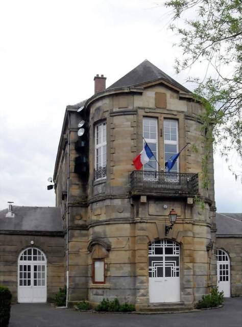 Beaumont-en-Argonne (08) Mairie