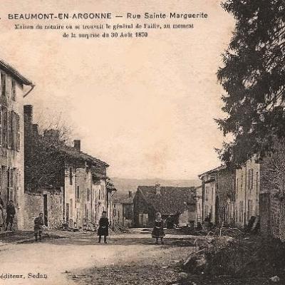 Beaumont-en-Argonne (08)