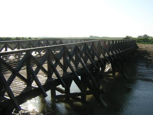 Beauvoir-sur-Mer (Vendée) Pont Noir