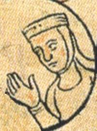 Berthe de Bourgogne, 2ème épouse de Robert II