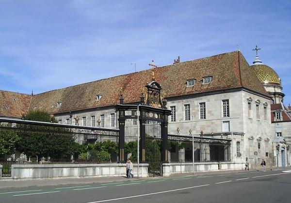 Besançon (Doubs) L'Hôpital Saint-Jacques