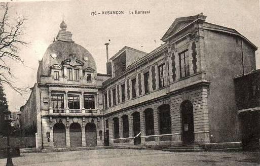 Besançon (Doubs) Le Kursaal CPA