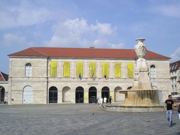 Besançon (Doubs) Le Musée des Beaux-Arts et d'Archéologie