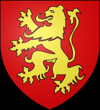Blason Jean Ier de Montmirail