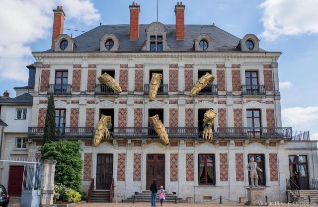 Blois (41) Musée de la Magie Robert Houdin