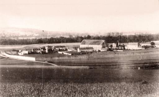 Bouconville-Vauclair (Aisne) CPA Vue générale avant 1914