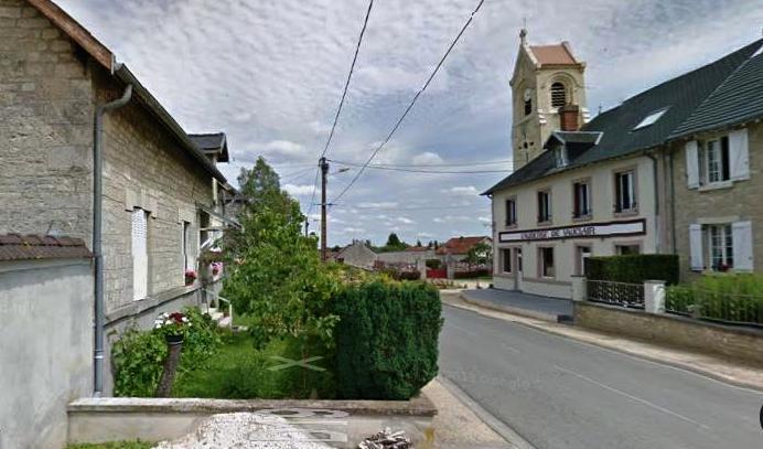 Bouconville-Vauclair (Aisne) Grande rue