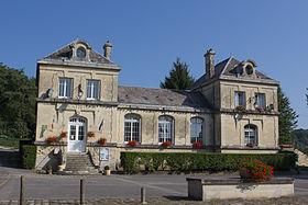 Bouconville-Vauclair (Aisne) Mairie
