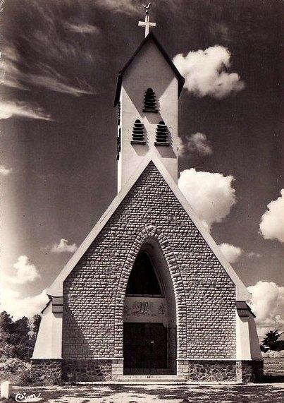 Bourbon-Lancy (Saône-et-Loire) La chapelle Saint Denis CPA