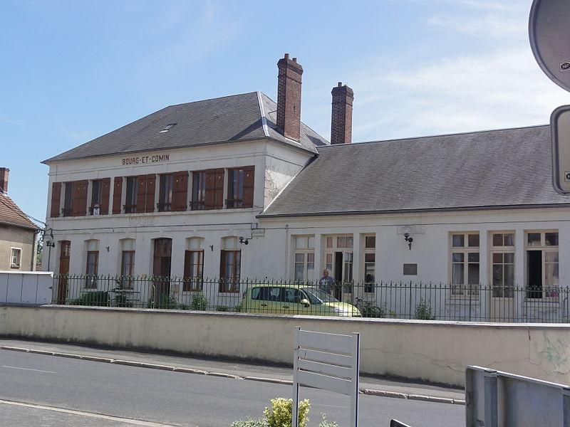 Bourg-et-Comin (Aisne) Mairie