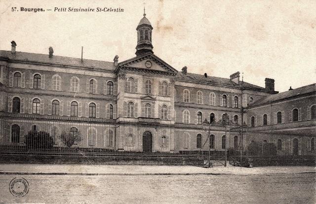 Bourges (18) Le Petit Séminaire CPA