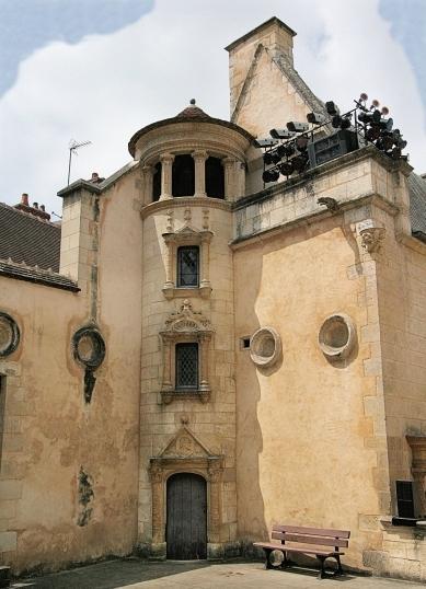 Bourges (Cher) L'Hôtel Lallemant