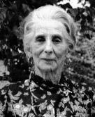 Emma Antoinette Eugénie Bourrié en 1970