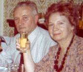 Marcelle Renée et Maurice Georges Bourrié en 1973