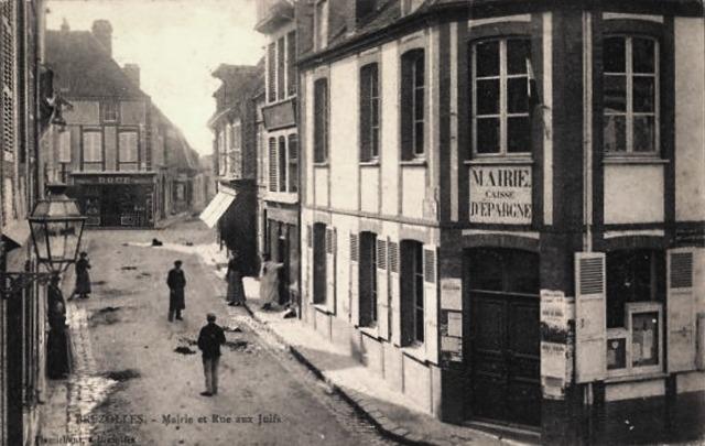 Brézolles (28) La Mairie CPA