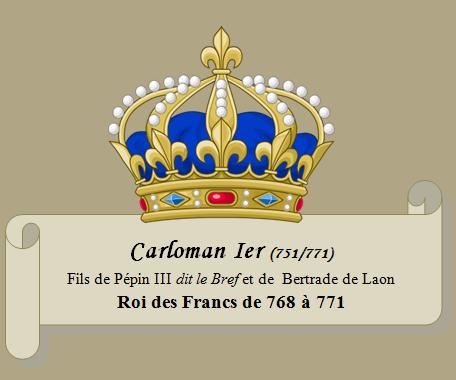 Carloman Ier