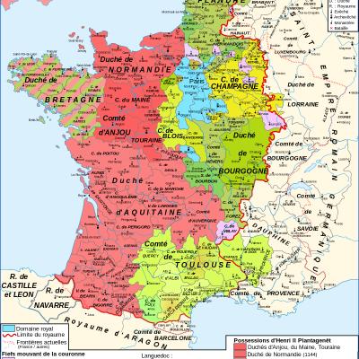 Ill était une fois... mes ancêtres d'Eure-et-Loir
