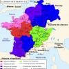 Le Royaume des Francs en 511