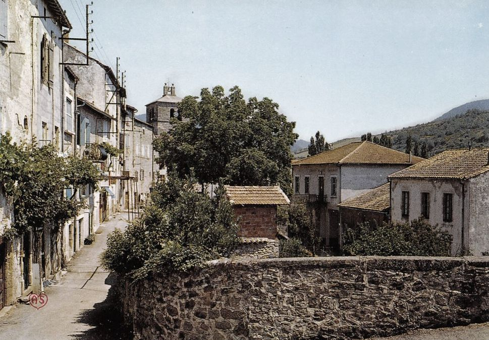 Ceilhes-et-Rocozels (Hérault) CPA