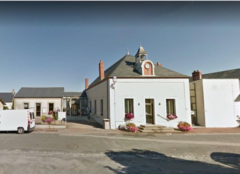 Cercy-la-Tour (Nièvre) La mairie